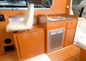 Marine Refrigerator CRP-40