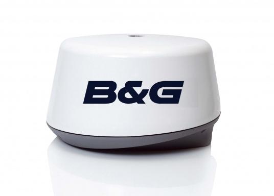Preisgekröntes Breitbandradar 3G™, das konstant über Sie und Ihre Crew wacht. Das Broadband 3G™ Radar bietet konkurrenzlose Zielunterscheidung im Nahbereich.