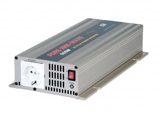These compact pure sine wave power inverters generate a clean sine wave voltage. They are ideal&nbsp&#x3B; for audio and video equipment as well as for computers. Several models available.