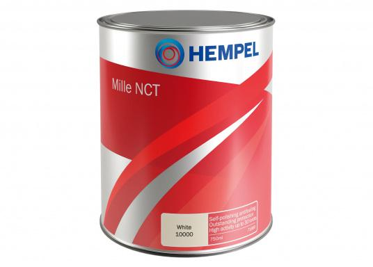 Self-polishing anti-fouling MILLE NCT. Extremely powerful anti-fouling. Especially suitable for sailboats and motorboats made of fiberglass, wood and steel. Also useable for aluminum hulls providing enough primer is used. Can be used in all waters.