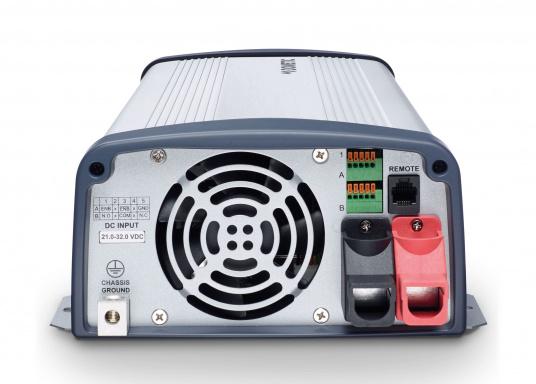 Leicht, kompakt, hohe Spitzenleistung! Die Geräte sind mit einer Netzvorrangschaltung ausgestattet und haben zusätzlich eine CAN-Bus-Schnittstelle (gilt nur für MSI 2312T / MSI 2324T / MSI 3512T / MSI 3524T).  (Bild 3 von 8)