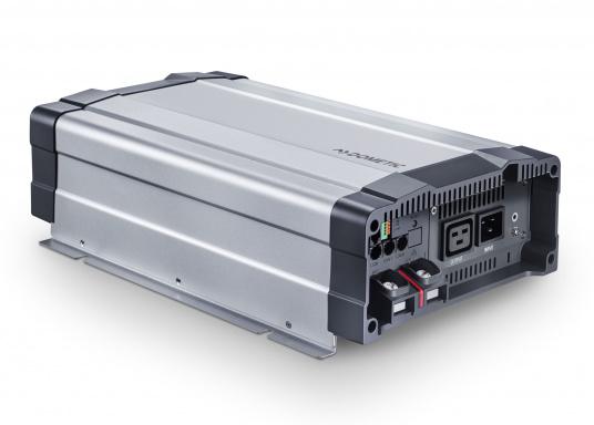 Leicht, kompakt, hohe Spitzenleistung! Die Geräte sind mit einer Netzvorrangschaltung ausgestattet und haben zusätzlich eine CAN-Bus-Schnittstelle (gilt nur für MSI 2312T / MSI 2324T / MSI 3512T / MSI 3524T).  (Bild 6 von 8)