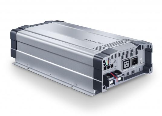 Leicht, kompakt, hohe Spitzenleistung! Die Geräte sind mit einer Netzvorrangschaltung ausgestattet und haben zusätzlich eine CAN-Bus-Schnittstelle (gilt nur für MSI 2312T / MSI 2324T / MSI 3512T / MSI 3524T).  (Bild 7 von 8)