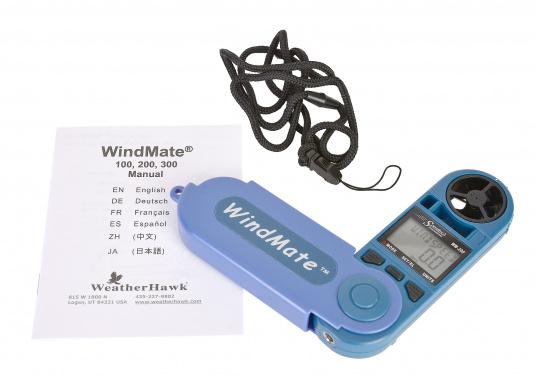 Einfachste Ermittlung von Seitenwind-, Gegen- / Rückenwindkomponente! MitThermometer und digitalem Kompass. Die Werte werdendigital und als Himmelsrichtung in Form eines einfachen Ablesewertes angezeigt. (Bild 7 von 7)