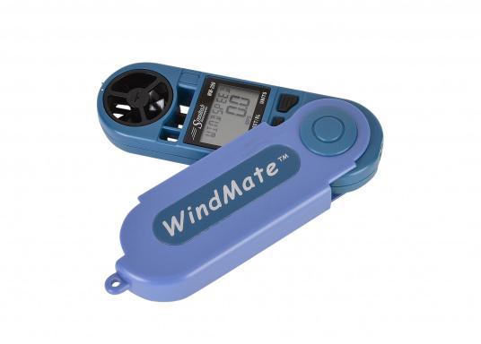 Einfachste Ermittlung von Seitenwind-, Gegen- / Rückenwindkomponente! MitThermometer und digitalem Kompass. Die Werte werdendigital und als Himmelsrichtung in Form eines einfachen Ablesewertes angezeigt. (Bild 5 von 7)