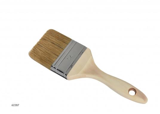 Eine Auswahl erstklassiger Pinsel für anspruchsvolle Maler- und Lackierarbeiten. Die hochwertigen Lackierpinsel eignen sich insbesondere für Klar- und Buntlackierarbeiten. Erhältlich in verschiedenen Ausführungen.  (Bild 3 von 6)