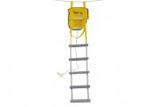 Rescue and Safety Ladder