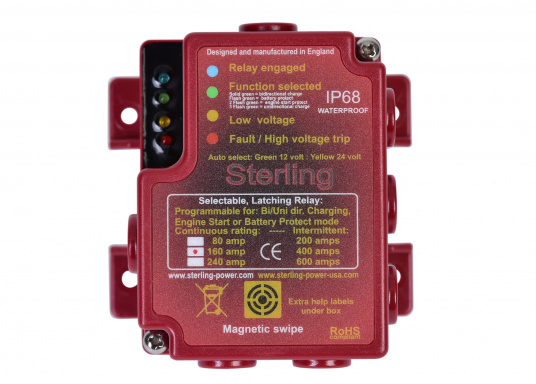 STERLING PRO LATCH R Deep Discharge Protector from 148,95 € buy now