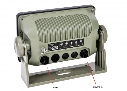 Do you already have an AIS receiver / transmitter on board, but you want to displayAIS targets / SART features? Then the SEATEC Multifunction Repeater MFR-6 is a perfect complement!  (Imagen 11 of 11)