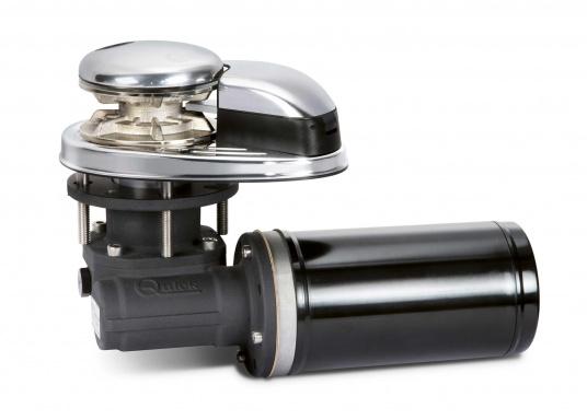 Vertikale Ankerwinden mit / ohne Spill, mit 300 / 500 Watt erhältlich. Model PRINCE DP1 hat ein eloxiertes Alugetriebe und eine Edelstahl-Basis. Ausgestattet mit manuellem Free-Fall-System, Druckhebel, Inspektionsdeckel, wasserdichtem Motor. (Bild 3 von 6)