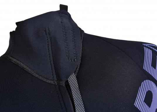 Wärmender Neoprenanzugmit 2,5 mm starkem, wasserabweisendem Neopren im Oberkörperbereich. Der Anzug bietet ein angenehmes Tragegefühl undvielBewegungsfreiheit im Bein- und Armbereich. (Bild 5 von 9)