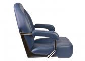 MASTER Boat Seat / dark blue