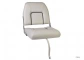 FIRST MATE Boat Seat / white
