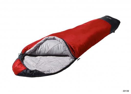 Die Basis für einen erholsamen Schlaf! Die leichten und komfortablen Schlafsäcke PUK sind fürsommerliche Temperaturen geeignet.