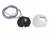 LED-Steuerbordlaterne Serie 34 / weißes Gehäuse