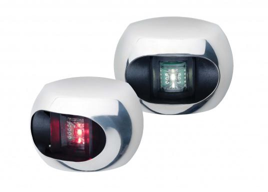 Edelstahlabdeckung, poliert. Passend für aqua signal - LED Serie 34. (Bild 2 von 3)