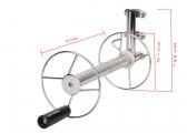 Stainless Steel Reel / vertical mounting