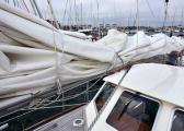 Sail Tie, Main Boom
