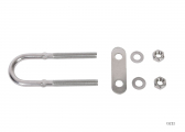 U-Bolts, Stainless Steel