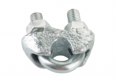 Galvanized Steel Wire Clamps