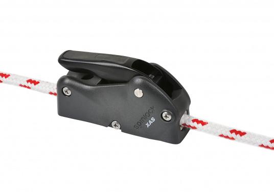 Fallenstopper mit hochfestem, ergonomisch geformtem Griff mit Farbcodierung. Die XAS Serie schont Ihr Tauwerk und bietet ein hochfestes Gehäuse.  (Bild 6 von 6)