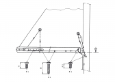 Marine - Single Line Reefing Kit