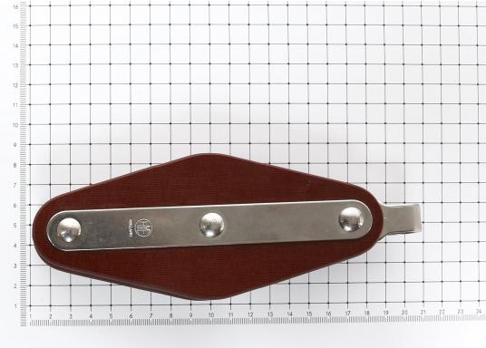 Einscheibige Blöcke mit Bügel und Unterbügel. Erhältlich in verschiedenen Größen. (Bild 4 von 4)