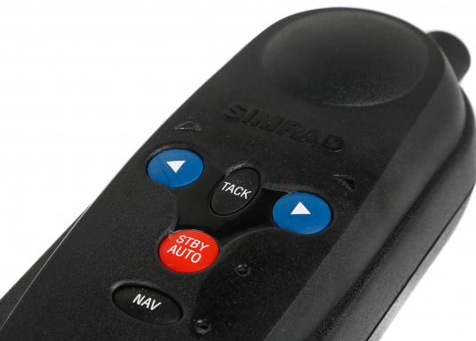 Le pilote de barre franche SIMRAD TP10 affiche un maximum de performance pour un minimum de consommation. Puissant et fiable il assure un excellent contrôle de la barre.  (Image 2 de 5)