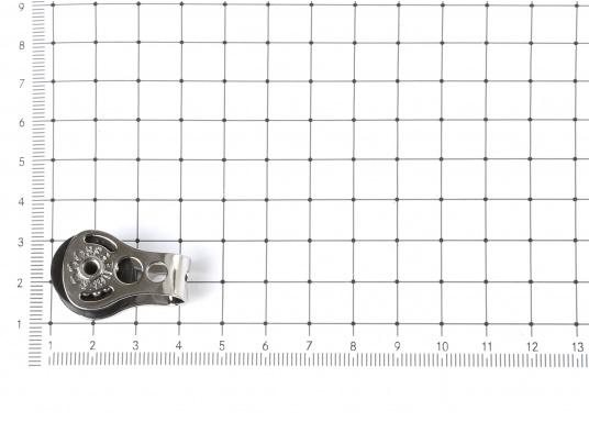 """Micro XS steht für besonders kleine, kompakte Bauweise und extreme Belastbarkeit bei geringem Gewicht. Überzeugen Sie sich selbst vom attraktiven Preis- / Leistungsverhältnis und der Qualität """"Made in Germany"""".  (Bild 3 von 3)"""