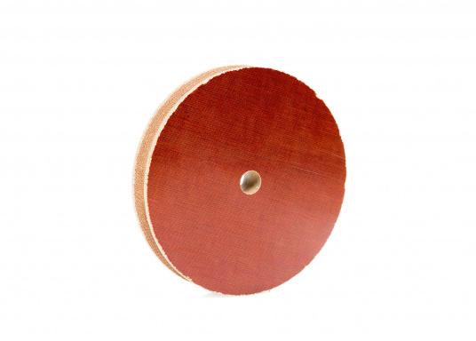 Diese Ersatzscheibe für Drahtseile besteht aus Tufnol, Hartgewebe. Sehr stabile Konstruktion. Lieferbar in verschiedenen Größen.