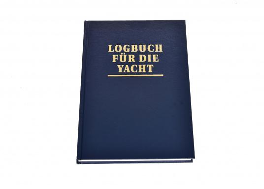 Es ist gesetzliche Pflicht an Bord ein Logbuch mitzuführen. Diese Logbuch für die Yacht bietet neben den offiziellen Eintragungen auf 176 Seiten auch genügend Platz für Privates.