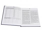 Logbuch für die Yacht - Journal de bord Allemand