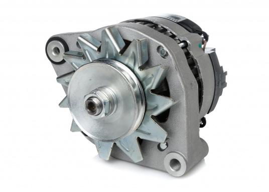 Prestazioni ottimali ad un buon prezzo per questi alternatori rigenerati.Disponibili in vari disegni ed adatti per vari motori. Altri alternatori con caratteristiche specifiche sono disponibili su richiesta.