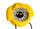 IRIS 50 Handbearing Compass / yellow