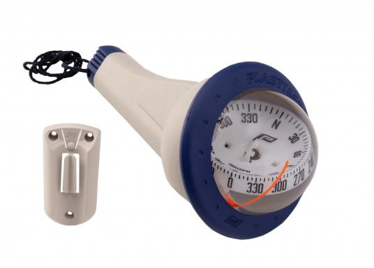 Der Fest- und Handpeilkompass ist ein universeller Kompass für viele Einsatzmöglichkeiten. Besonders geeignet als Zweitkompass oder als Kompass für kleine Schiffe, Jollen oder Kajaks. Erhältlich mit und ohne Beleuchtung.