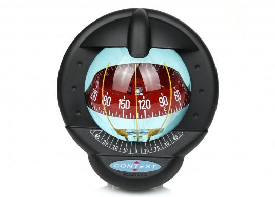 Der CONTEST 101 ist doppelt ablesbar – vom Cockpit und vom Bootsinneren. Er hat ein exklusives Montagesystem und passt auchin die Bohrungen des alten Contest 100.