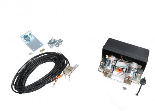 Erstklassige, seit vielen Jahren bewährte Elektro-Seilwinden für den Einsatz auf Trailern, als Fahrzeugwinde, zum Heben und Absenken von Bauteilen etc. (Bild 4 von 5)