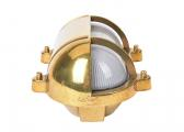 Heavy-Duty Wall Light / brass