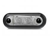 LED-Stufenleuchte / weiß