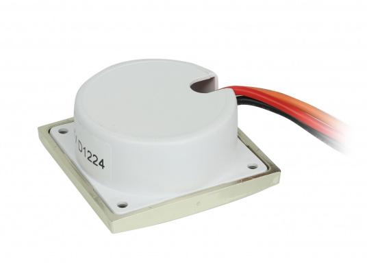 Formschöne Halogen-Dimmer zur stufenlosen Helligkeitsregelung von Halogenlampen. Komfortable Soft-Touch-Bedienung.  (Bild 2 von 2)