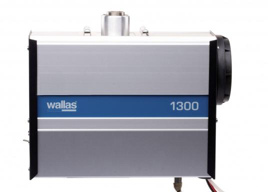 Chauffage à pétrole lampant Wallas, idéal pour la cabine ou le poste de pilotage. Commandes de contrôle inclusent. Une sortie air chaud.