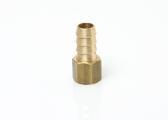 Hose Nozzle Female, brass MS58
