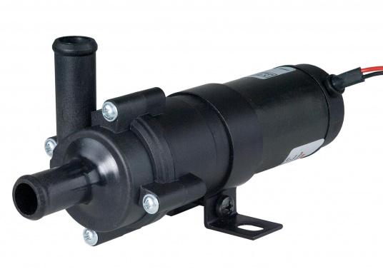 Hochleistungs-Zentrifugalpumpen zur Umwälzung von Kühl- und Heizsystemen. Die Pumpen sind Dauerlauf-geeignet. Lieferbar mit 16 oder 20 mm Anschluss (15 L / min oder 18,5 L / min).