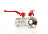 Y-Splitter Ball Valve