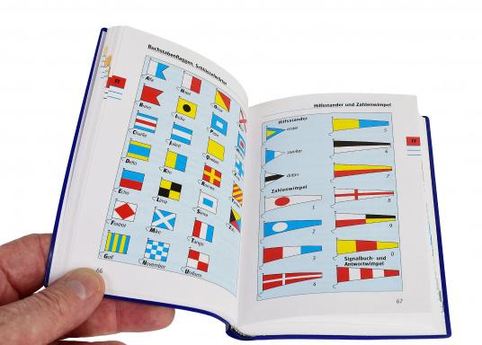 Yacht Bordbuch – die gut geordnete Gedächtnisstütze für all das Wissen, das man im Bedarfsfall schnell parat haben muss.  (Bild 3 von 5)