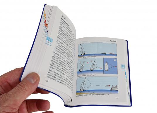 Yacht Bordbuch – die gut geordnete Gedächtnisstütze für all das Wissen, das man im Bedarfsfall schnell parat haben muss.  (Bild 5 von 5)
