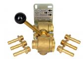 Dual Valve for Fuel Filter