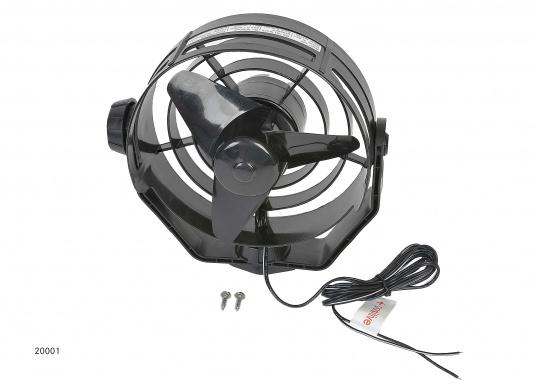 hella marine ventilator turbo schwarz ab 72 95 jetzt. Black Bedroom Furniture Sets. Home Design Ideas