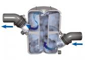 Wassersammler Typ NLP