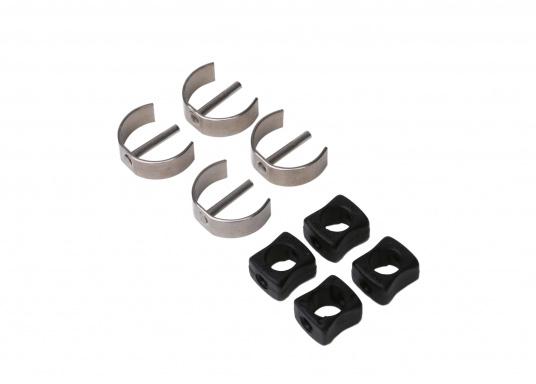 Wantenspanner-Splintsicherungen. Packungsinhalt: 4 Stück. (Bild 4 von 8)